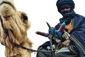 Tuareg Raiding Party
